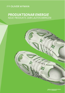 ProduktSonar Energie - germany
