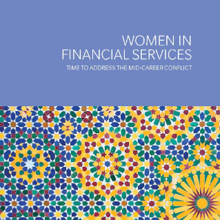 Catalyst for women in financial services
